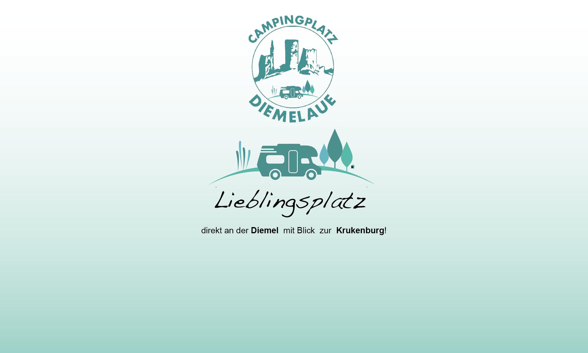 Campingplatz Diemelaue